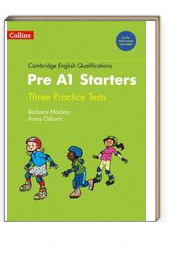 Cambridge English Q. Practice Tests for Pre A1 Starters (New Edition)