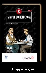 Simple Coincidencia +Audio Descargable (Lec.Grad. B2)