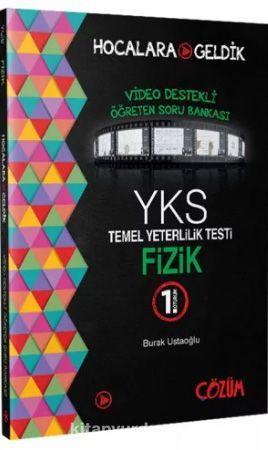 YKS - TYT Fizik Video Destekli Öğreten Soru Bankası - Burak Ustaoğlu pdf epub