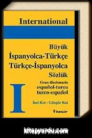 Büyük / İspanyolca-Türkçe Türkçe-İspanyolca Sözlük