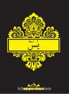 Türkçe Okunuşlu ve Mealli Sesli 41 Yasin-i Şerif (Çanta Boy)