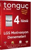 Nisan 4'lüsü LGS Motivasyon Denemeleri