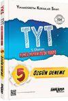 YKS-TYT 1. Oturum 5 Özgün Deneme