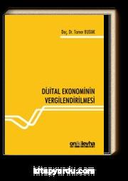 Dijital Ekonominin Vergilendirilmesi