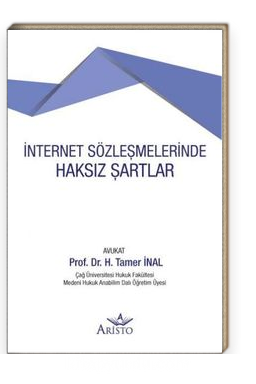 İnternet Sözleşmelerinde Haksız Şartlar