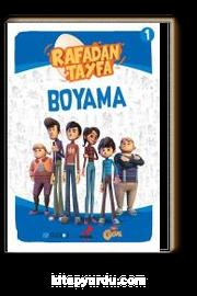 Rafadan Tayfa Boyama 1 Kollektif Kitapyurducom