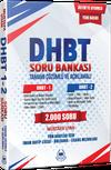 DHBT / Tamamı Çözümlü ve Açıklamalı Soru Bankası 1- 2