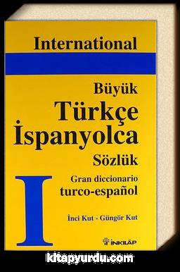 Büyük Türkçe - İspanyolca Sözlük