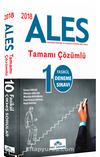 2018 ALES Tamamı Çözümlü 10 Fasikül Deneme Sınavı