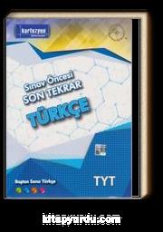 TYT Sınav Öncesi Son Tekrar Türkçe