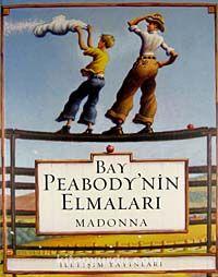 Bay Peabody'nin Elmaları - Madonna pdf epub