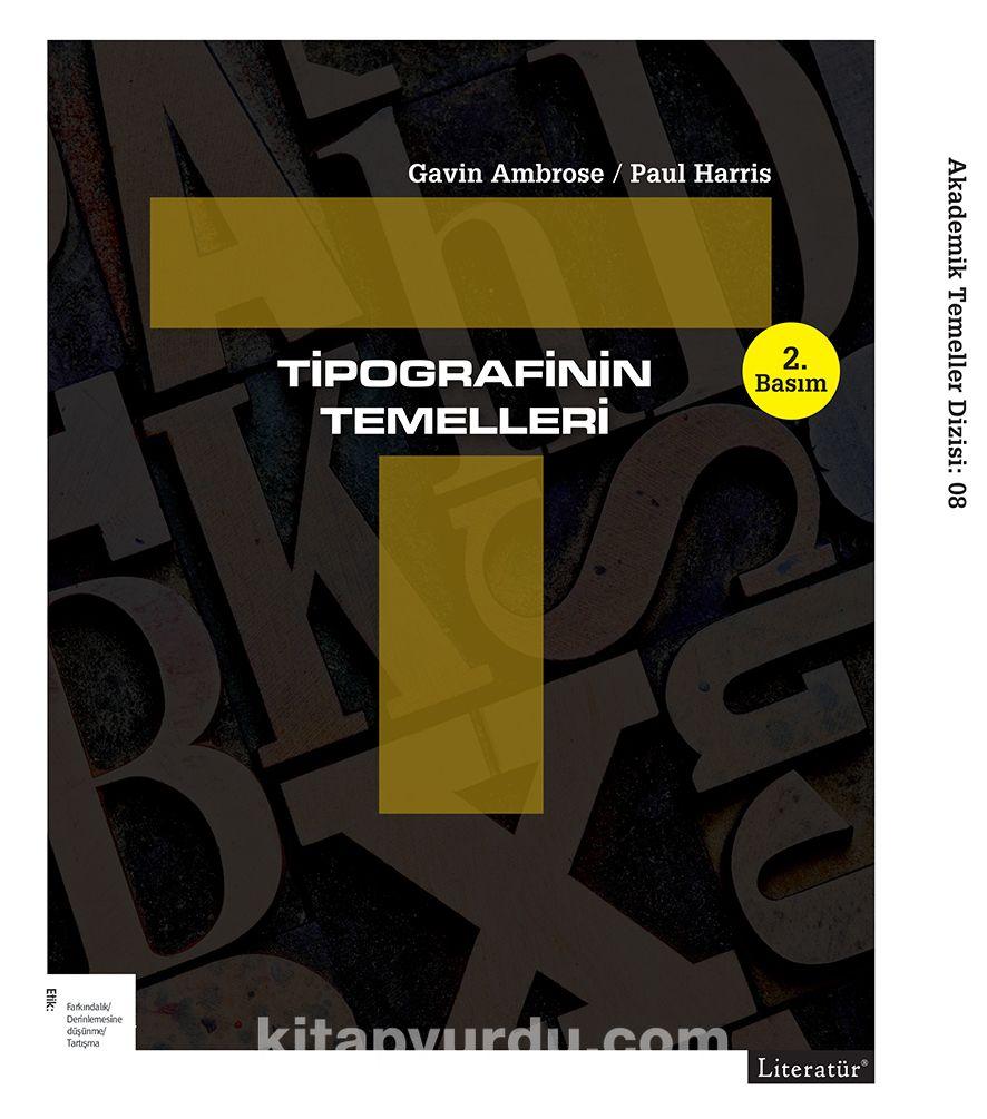 Tipografinin Temelleri - Gavin Ambrose pdf epub