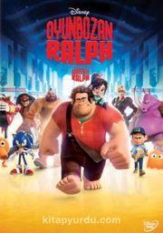 Oyunbozan Ralph - Wreck It Ralph (Dvd)