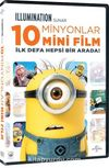 Mega Minions: 10 Mini-Movie Collection - Minyonlar: 10 Mini Film (Dvd)