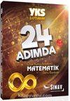 YKS 24 Adımda Özel Konu Anlatımlı Matematik Soru Bankası