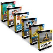 Asp.Net ile Web Tasarım Seti (6 Kitap)