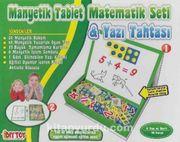 Manyetik Tablet Matematik Seti - Yazı Tahtası