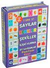 Sayılar - Renkler - Şekiller - İlişki Kurma - Zıt Kavramlar (Flash Cards)