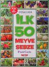 İlk 50 Meyve Sebze (Eğitici Flash Card)