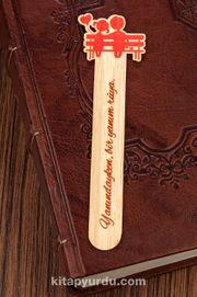 Bambu Çubuk Ayraç - Bank