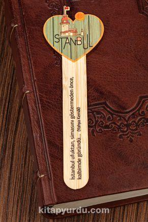 Bambu Çubuk Ayraç - Kız Kulesi