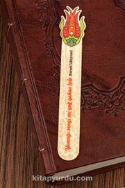 Bambu Çubuk Ayraç - Lale