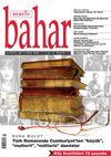 Berfin Bahar Aylık Kültür Sanat ve Edebiyat Dergisi Nisan 2018 Sayı: 242