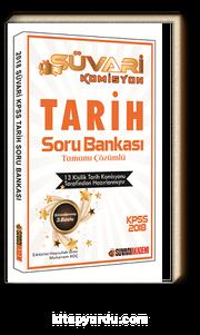 2018 KPSS Tarih Tamamı Çözümlü Soru Bankası