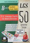 8. Sınıf LGS 20 Dene Sınavı T.C. İnkılap Tarihi ve Atatürkçülük