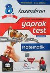 8. Sınıf Matematik Çek Kopar Yaprak Test