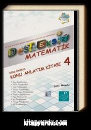 Desteksiz Matematik Ders Öncesi Konu Anlatım Kitabı 4