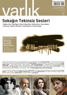 Varlık Aylık Edebiyat ve Kültür Dergisi Nisan 2018