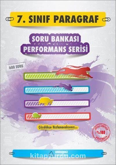 7. Sınıf Paragraf Soru Bankası - Performans Serisi - Sinan Kangal pdf epub
