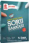 8. Sınıf Liseye Geçiş Sınavı Tüm Dersler Soru Bankası
