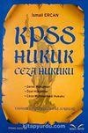 KPSS Hukuk Ceza Hukuku