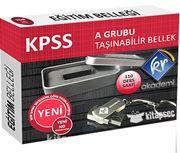 KPSS A Grubu Flash Bellek