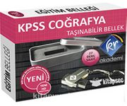 KPSS Coğrafya Flash Bellek