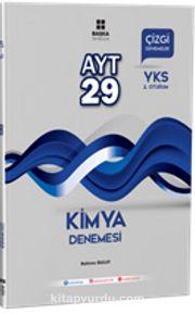 YKS-AYT 2. Oturum Kimya Çizgi 29 Denemesi