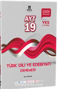 YKS-AYT 2. Oturum Türk Dili ve Edebiyatı Çizgi 19 Denemesi - Kollektif pdf epub
