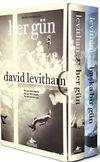 Her Gün + Başka Bir Gün - David Levithan -  Kutulu Özel Set (2 Kitap