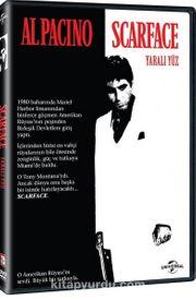 Scarface - Yaralı Yüz (Dvd) & IMDb 8,2