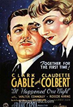 İki Gönül Bir Olunca - It Happened One Night (Dvd) & IMDb: 8,0