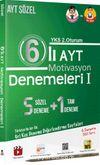 AYT 6'lı Motivasyon Denemeleri 1 - Sözel Deneme