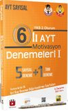 AYT 6'lı Motivasyon Denemeleri 1 - Sayısal Deneme