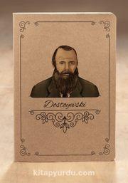 Akıl Defteri - Naturel Kraft Serisi Dostoyevski (Cep Boy)