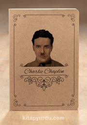 Akıl Defteri - Naturel Kraft Serisi Charlie Chaplin (Cep Boy)
