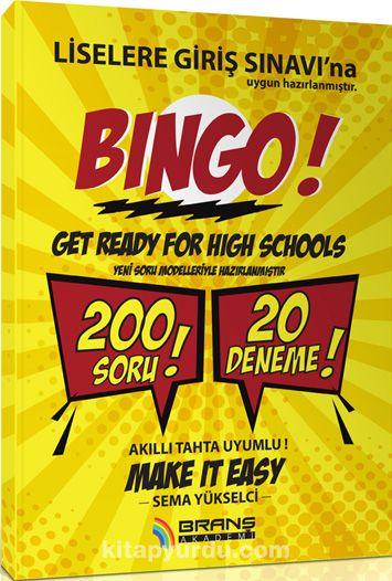 8. Sınıf LGS İngilizce Bingo! 20 Deneme - Sema Yükselci pdf epub