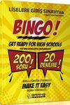 8. Sınıf LGS İngilizce Bingo! 20 Deneme