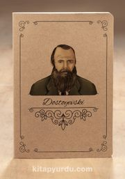 Akıl Defteri - Naturel Kraft Serisi Dostoyevski
