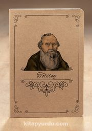 Akıl Defteri - Naturel Kraft Serisi Tolstoy
